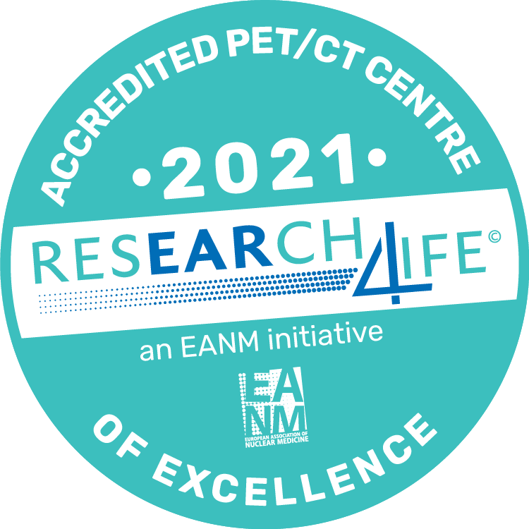 Accredited PET/CT centre of excellence